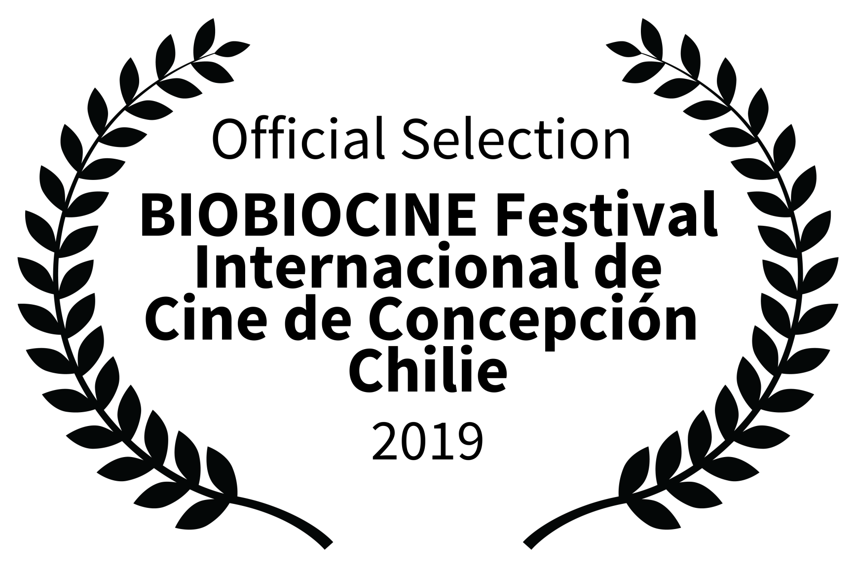 Official Selection – BIOBIOCINE Festival Internacional de Cine de Concepcin Chilie – Sunny Day Looking for Emma Ned – Riberaigua Director 2019
