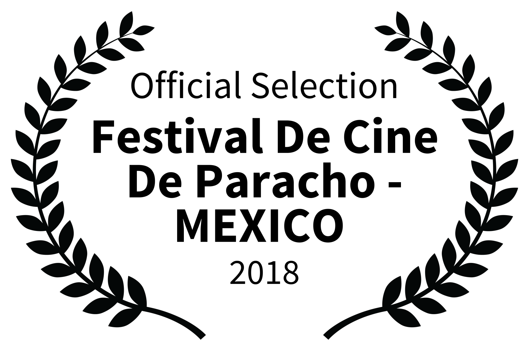 Official Selection – Festival De Cine De Paracho – MEXICO -Sunny Day Looking for Emma Ned – Director Riberaigua – 2018