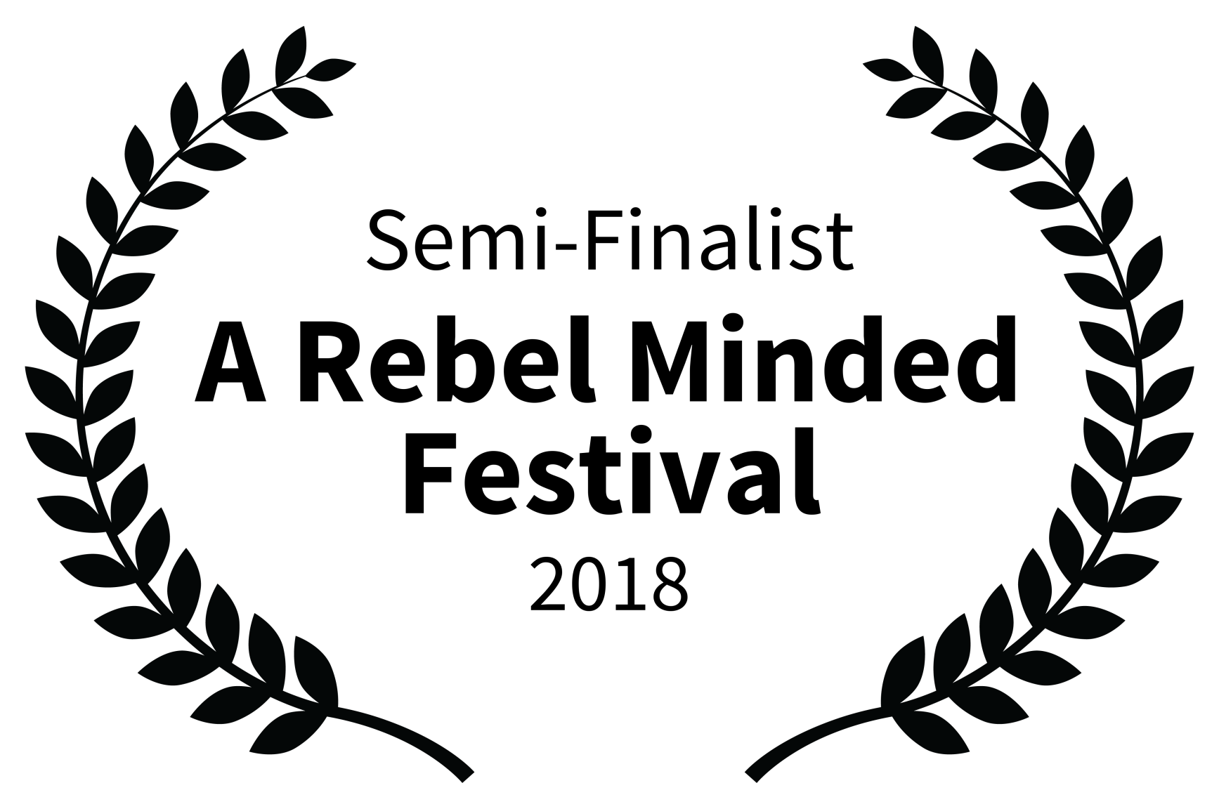 Semi-Finalist – A Rebel Minded Festival – 2018