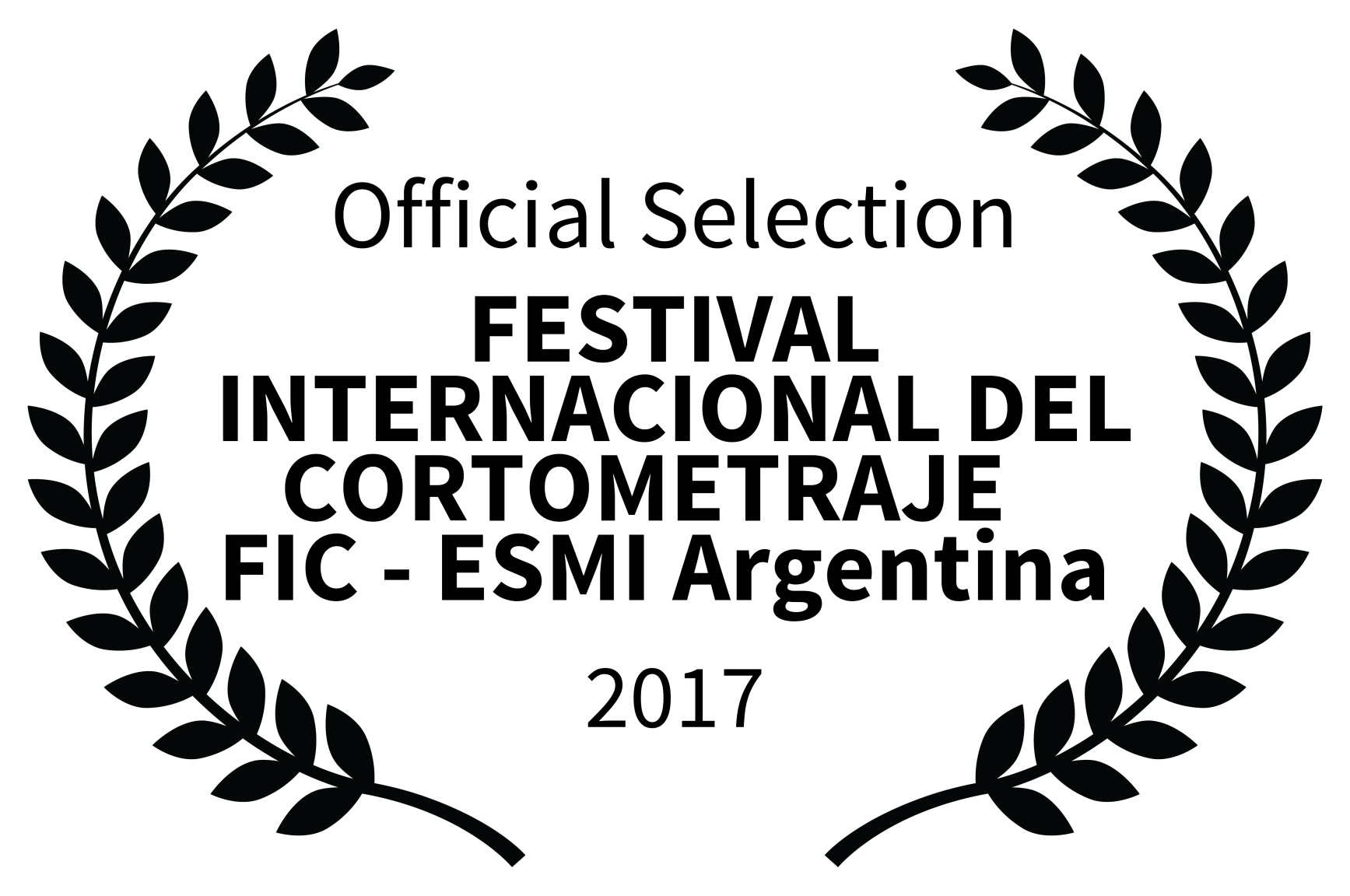 Sunny Day Looking for Emma Ned – Riberaigua Director -Official Selection – FESTIVAL INTERNACIONAL DEL CORTOMETRAJE FIC – ESMI Argentina – 2017 (1)