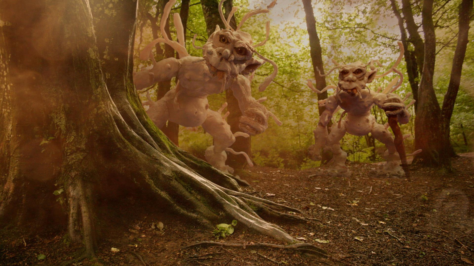 Dark forest – realisateur director animation stop motion – clip -Music video director – Viviane Riberaigua-11