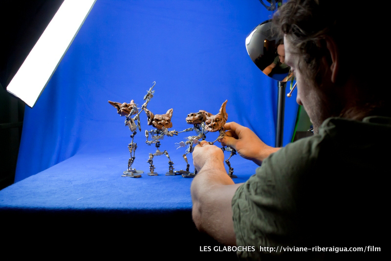 Dark forest – realisateur director animation stop motion – clip -Music video director – Viviane Riberaigua-14