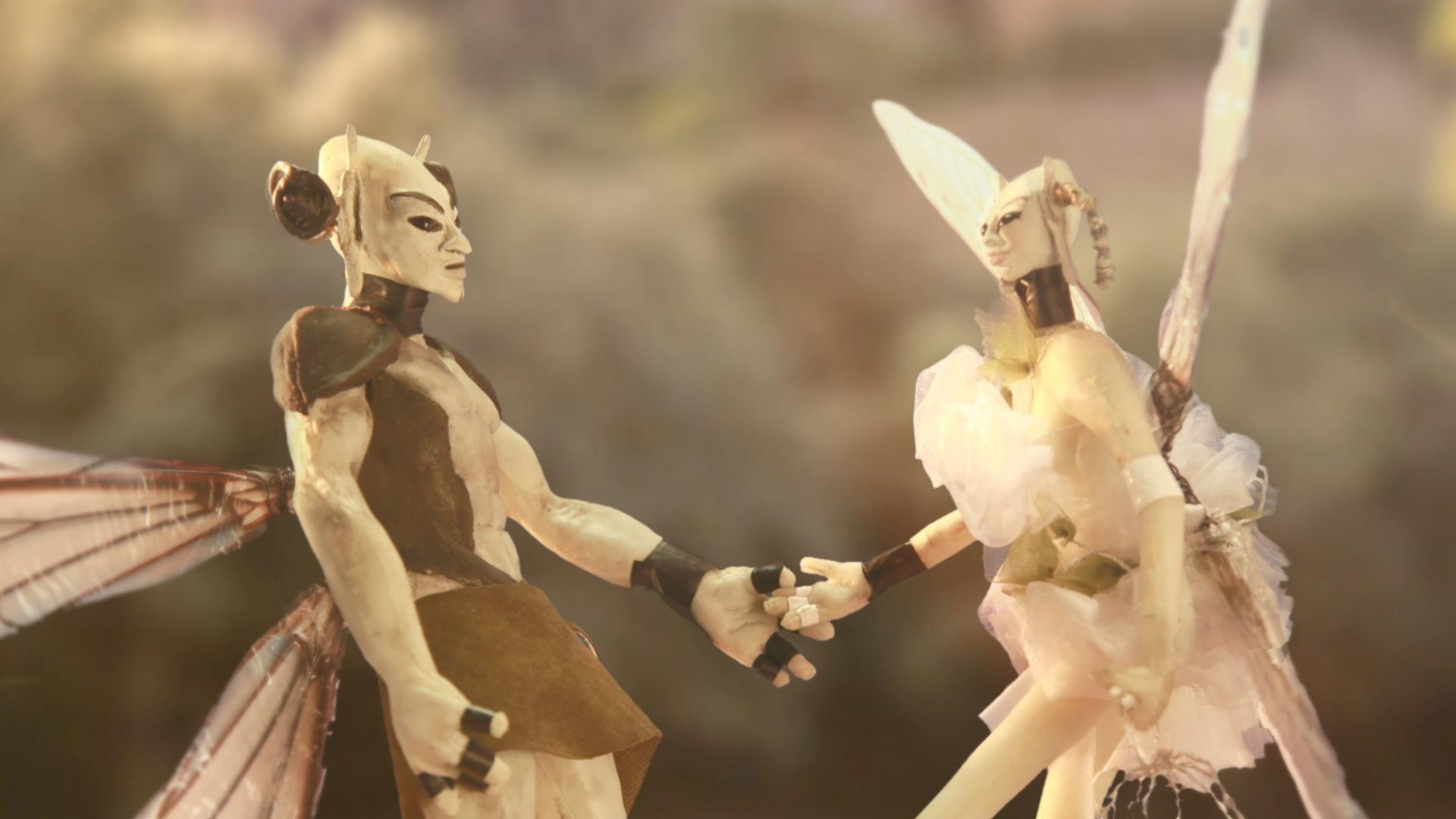 Dark forest – realisateur director animation stop motion – clip -Music video director – Viviane Riberaigua-2