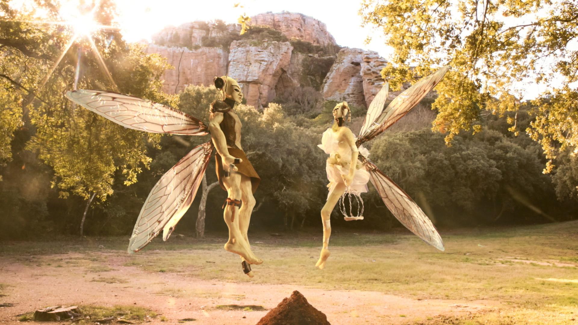 Dark forest – realisateur director animation stop motion – clip -Music video director – Viviane Riberaigua-20