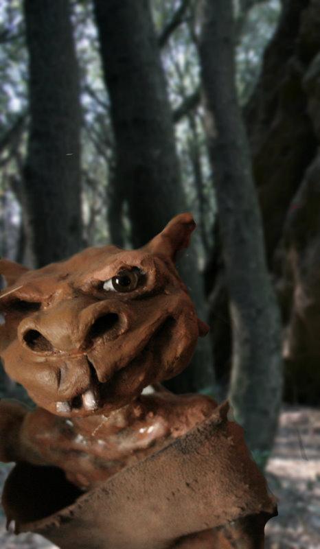 Dark forest – realisateur director animation stop motion – clip -Music video director – Viviane Riberaigua-33