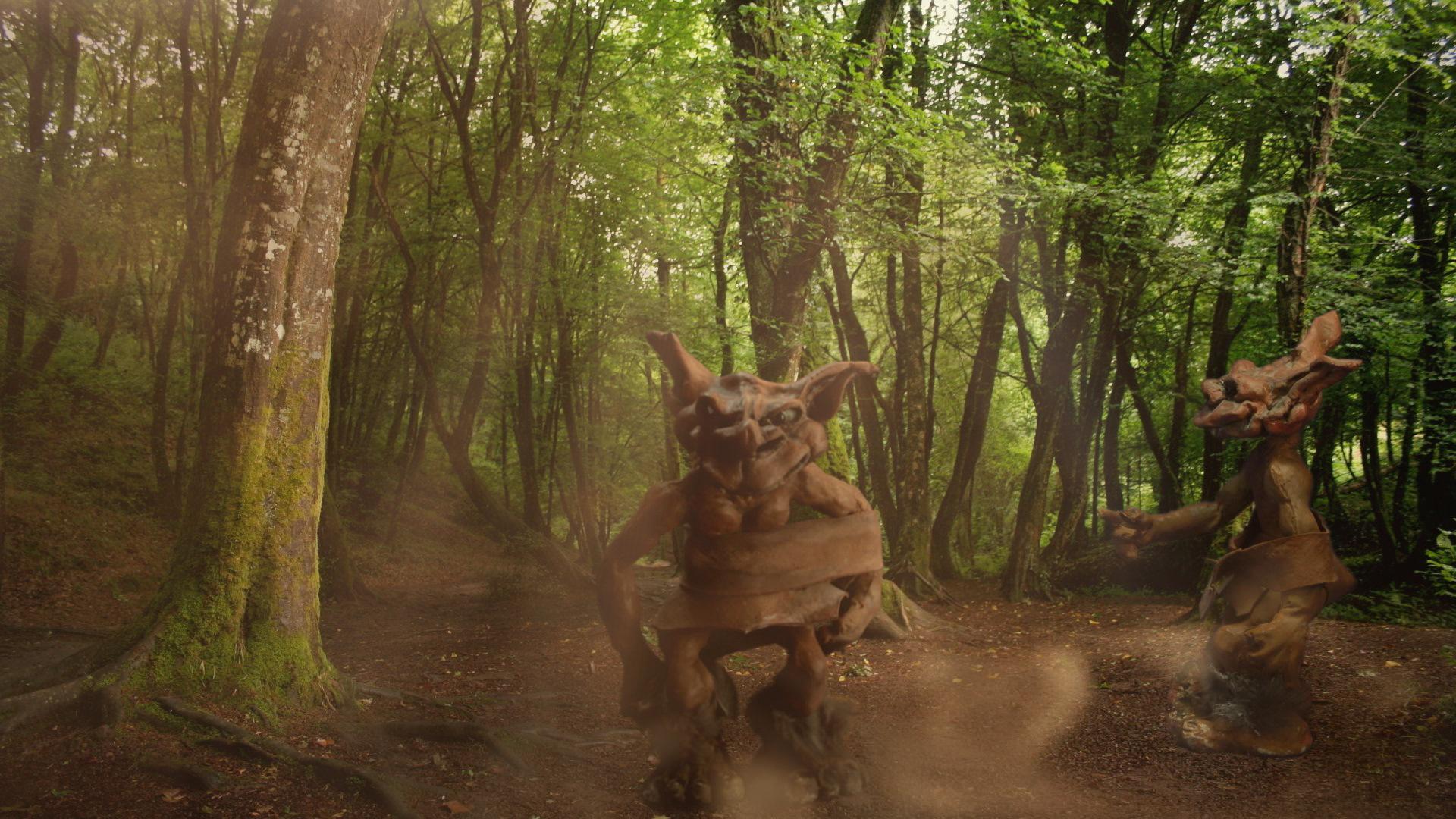 Dark forest – realisateur director animation stop motion – clip -Music video director – Viviane Riberaigua-6
