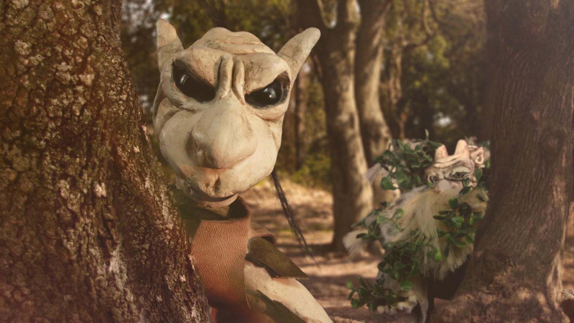 Dark forest – realisateur director animation stop motion – clip -Music video director – Viviane Riberaigua