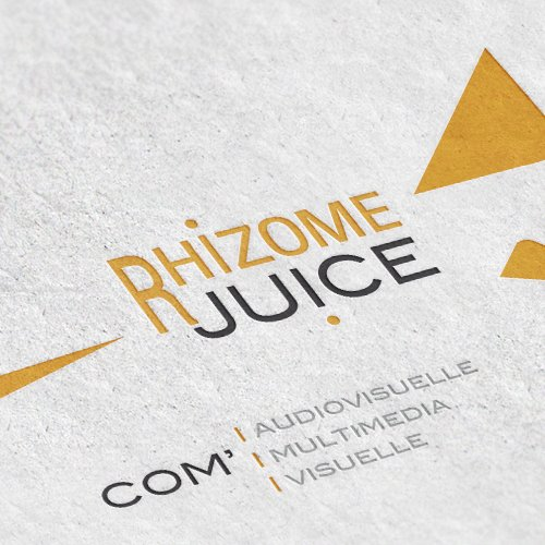 logo rhizome juice – production audiovisuelle