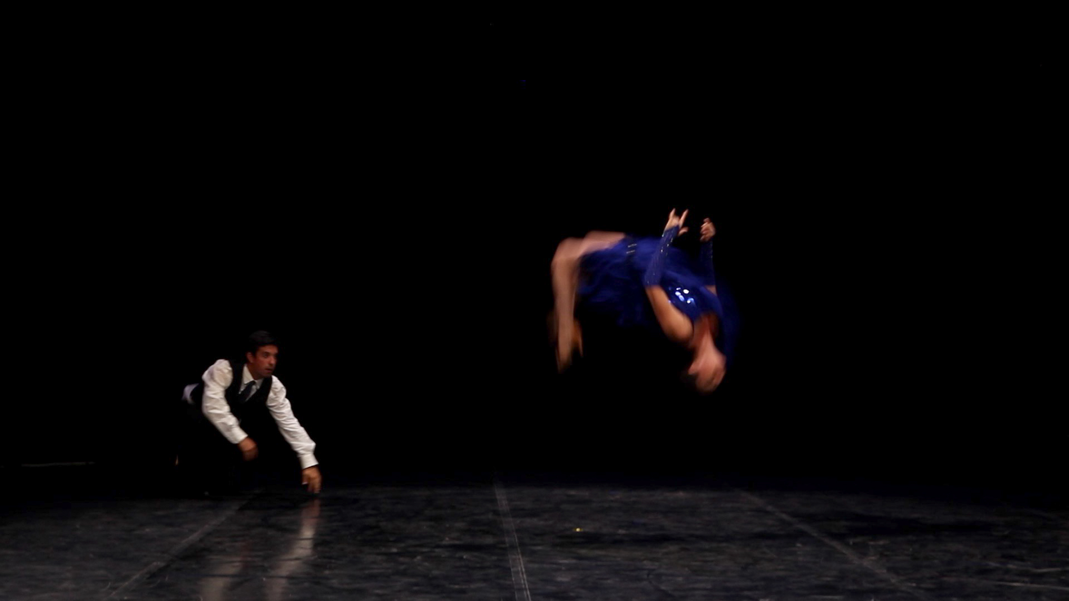 Captation de spectacles-Tango fou – Bande demo, show reel, teaser video