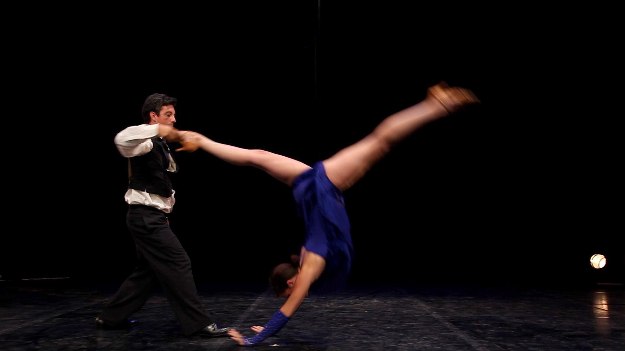 Captation de spectacles-Tango fou – Bande demo, show reel, teaser