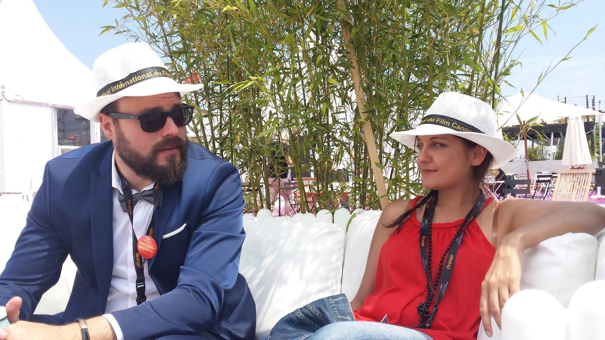 Realisateur de clip et composuteur Festival de cannes – Viviane Riberaigua – Milo Joki